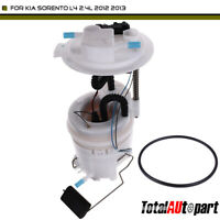 Electric Fuel Pump Assembly with Pressure Sensor for Kia Sorento 2.4L 2012-2013