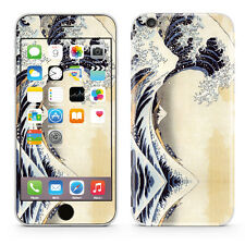Japanese Kanagawa Wave Painting Full Skin For iPhone 6/6s