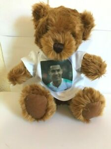 CRISTIANO RONALDO very cuddly TEDDY BEAR