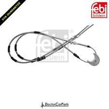 Handbrake Cable Parking Rear FOR FORD ORION II 86->90 CHOICE1/2 1.3 1.4 1.6 AFF