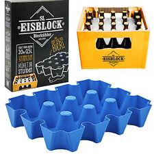 SL-Eisblock Bierkühler Flaschenkühler Bierkastenkühler Kühlung für 0,5 Liter