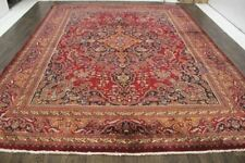 Traditional Antique 100% Wool Handmade Rugs Oriental Carpets 397 X 307 CM