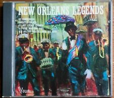 NEW ORLEANS LEGENDS 1987 FRENCH IMPORT 18 TRACK CD ALBUM VOGUE VG 651 600151