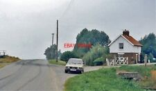 PHOTO  COUNTER DRAIN RAILWAY STATION LINCOLNSHIRE HOLLAND REMAINS 1983 M&GNR SPA