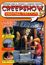 Creepshow 2 , Special Edition , 100% uncut , new , kleine Horrorgeschichten