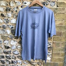 MENS CP COMPANY MASSIMO OSTI T SHIRT 1988 SPELLOUT VINTAGE TOP XL TEE 80s STONE