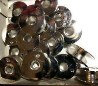 10 to 50 Metal Viking Husqvarna Bobbins Sewing Machine Fits Many Models***