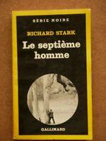 SERIE NOIRE 1089 RICHARD STARK Le Septieme Homme / Parker