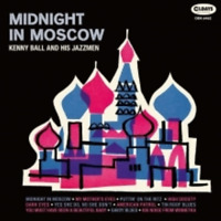 KENNY BALL AND HIS JAZZMEN-MIDNIGHT IN MOSCOW-JAPAN MINI LP CD BONUS TRACK C94
