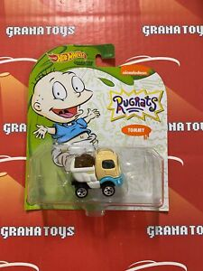 Tommy Rugrats Hot Wheels 2021 Animation Character Cars Mix P