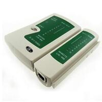 Cable Network Lan Tester Rj45 Rj12 Rj11 Cat5 Phone Cable Tester USB UTP PC Tool