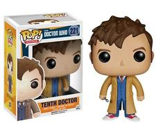 Doctor Who 10th Doctor Pop! Vinyl Figure - David Tennant