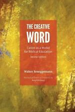 The Creative Word: Canon as a Model for Biblical Education (Bookbook - Detail Un