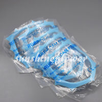5 Pcs Autoclavable Instrument Round Blue Dental Plastic Rubber Dam Frame Holder
