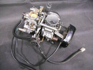 2005 Yamaha V-Star 1100 Custom Classic Midnight Carburetors Carbs Cali 2003 2004