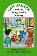 NEW - Cam Jansen: The Scary Snake Mystery #17 by Adler, David A.
