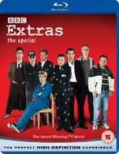 EXTRAS - THE CHRISTMAS SPECIALS - BLU-RAY - REGION B UK