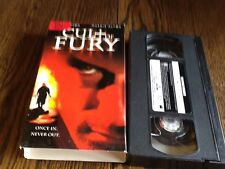 Cult of Fury (VHS, 2002) USED HORROR THRILLER OOP FREE USA SHIPPING