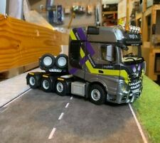 Code3 WSI 1:50 Explore Transport  Actros MP4 Giga Space
