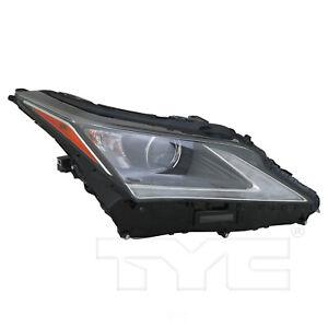 Headlight Assembly-Capa Certified Right TYC 20-9803-00-9