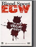 Blood Sport ECW - The Most Violent Matches (DVD, 2006) {2264}