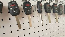 2003 2004 2005 2006 2007 Honda Accord Remote key Code Cut By Licensed Locksmith.