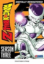 DRAGON BALL Z - COMPLETE SEASON 3 -   DVD - UK Compatible - New & sealed