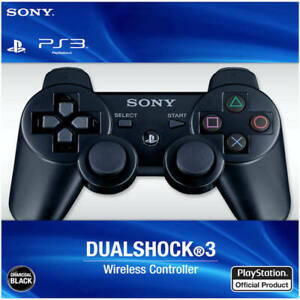 PS3 Controller PlayStation 3 DualShock 3 Wireless SixAxis GamePad