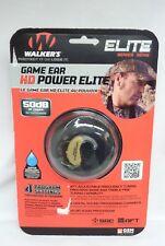 Walker's Game Ear HD Power Elite 12496-2