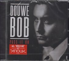 Douwe Bob Pas It On cd sealed incl: Hold me feat. Anouk 2015