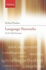 Language Networks : The New Word Grammar by Richard Hudson (2007, Hardcover)