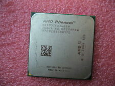QTY 1x AMD Phenom X4 9950 2.6 GHz Quad-Core (HD995ZFAJ4BGH) CPU Socket AM2+