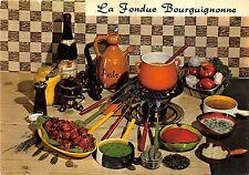 BF40210 la fondue bourguignonne  france  recette recipe kitcken cuisine