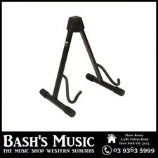 Armour GSAE Guitar Stand A Frame Fold Up Black Electric