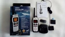 Uniden Atlantis 150 Submersible Handheld Two-Way VHF Marine Radio BRAND NEW