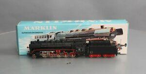 Marklin 3047 HO Scale BR 52 Heavy Goods Locomotive & Tender EX/Box