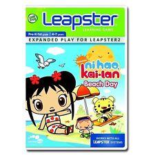 Ni Hao, Kai-lan BEACH DAY Leapster Leapster 2 LeapFrog Nickelodeon
