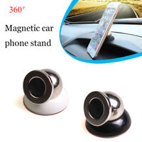 Universal 360 Degree Magnetic Mobile Phone Car Dash Holder Stand Mount Rotating