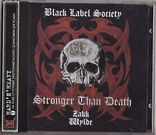 Black Label Society - Stronger Than Death (CD-Maximum, Russia, OBI)