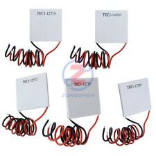 TEC1 12703 12705 Heatsink Thermoelectric Cooler Cooling Peltier Plate 40*40mm
