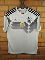 Germany Jersey 2018 2019 Home Youth 15-16 Shirt BQ8460 Football Adidas Trikot