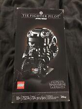 LEGO Star Wars TIE Fighter Pilot (75274) BOX HAS DENTS