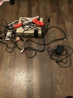 Original NES Nintendo System Console - Two Controllers, Nes Gun