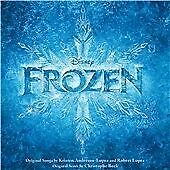 Various Artists - Frozen - Various Artists Cd , Vgc, Tried And Tested,