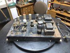 AMI Audio Frequency Amplifier Model DD