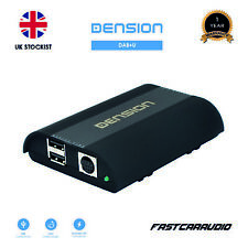 DENSION DAB+U - INTEGRATED USB DAB ADD ON DIGITAL RADIO TUNER RECEIVER