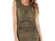 Element Outerspace Tank (M) Black