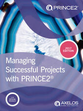 Managing Successful Projects with Prince2 2017 New Version New Book