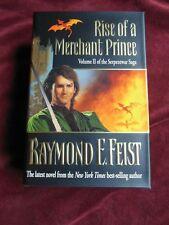 Raymond Feist - RISE OF A MERCHANT PRINCE - 1st
