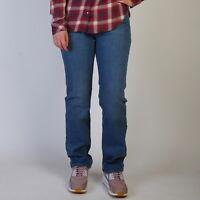 Levi's 512 Perfectly Slimming Gerade Leg Damen Western Mittelblau Jeans